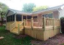 deck and porch build decatur il